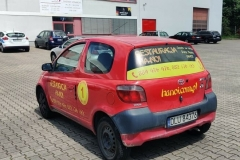 oklejanie pojazdów hanoi