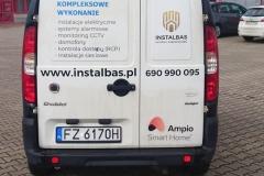 oklejanie pojazdów instalbas