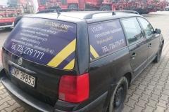 oklejanie pojazdów remonty