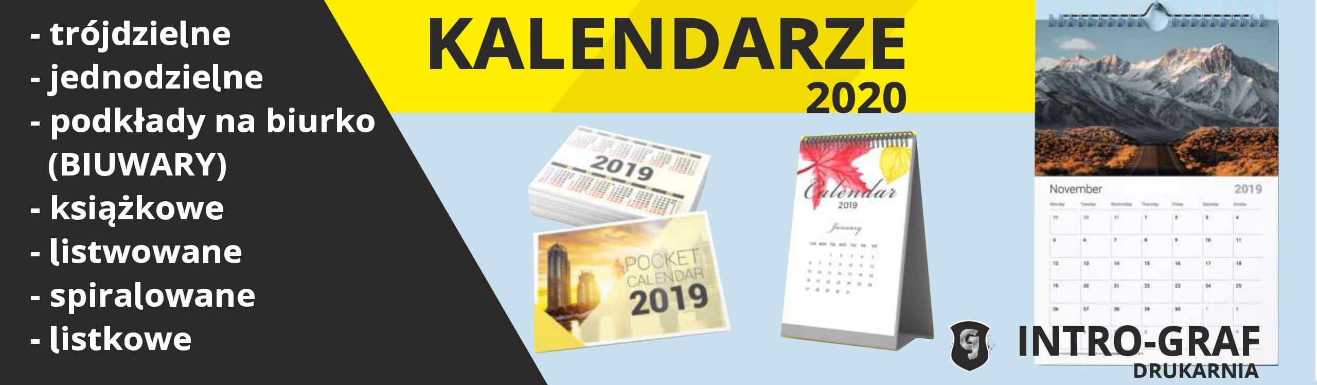slider kalendarze